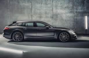 Porsche Panamera Sport Turismo Concept Porsche Panamera Sport Turismo Estate Revealed Autocar