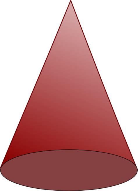 Clipart Cone brown cone clip at clker vector clip