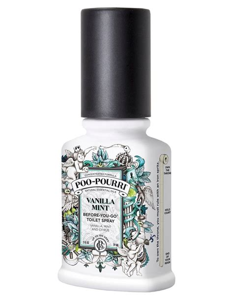 before you go bathroom spray poo pourri before you go natural bathroom toilet spray