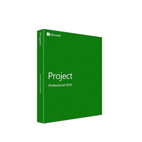 project professional microsoft project professional 2016