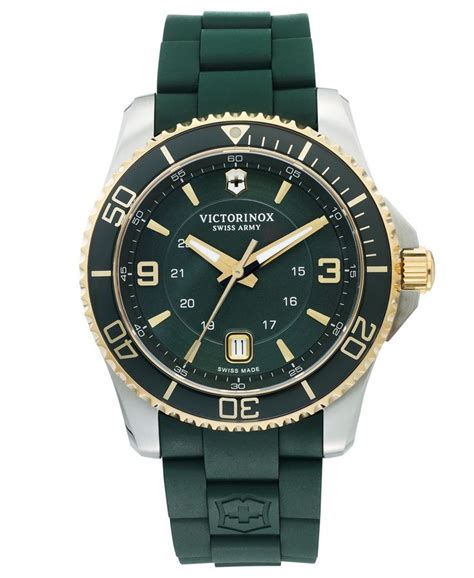 Swiss Army Rubber I Black Green 10 best movado watches images on movado