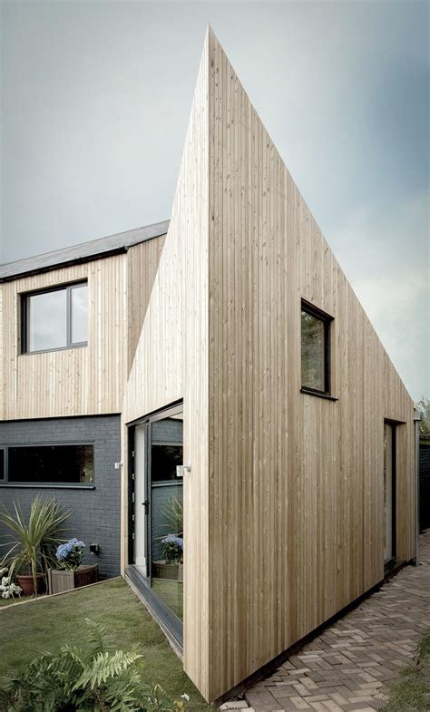 designboom ugly house blee halligan architects ugly house to lovely house wales