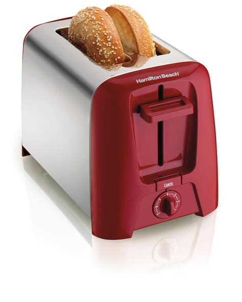 Top Selling Toasters Hamilton 22623 Cool Wall 2 Slice