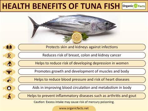 Health Benefits Of Fish by 13 Amazing Benefits Of Tuna Fish Organic Facts