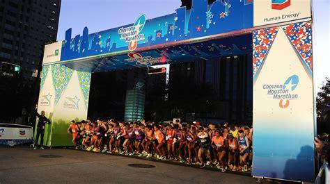 Chevron Houston Marathon by Home Chevron Houston Marathon