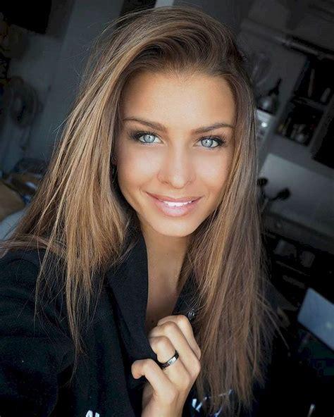 hair colours fir over 65 beautiful hair color ideas for brunettes 65 bitecloth com