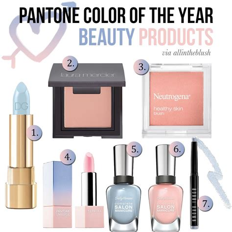 Pantone Color   Year Beauty Products