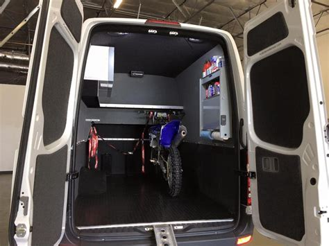 motocross race van motocross van conversions from peoria ford commercial