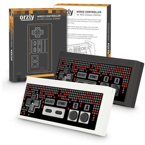 weight revealed for nes classic edition idealist details and images revealed for the orzly nes classic edition retropad idealist