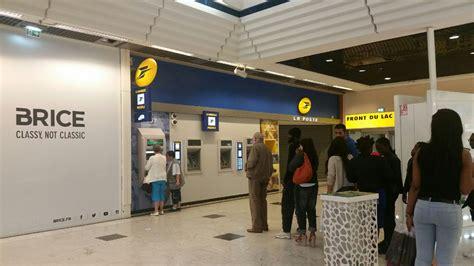 bureau de poste georges la poste centre commercial cr 233 teil soleil 224 en m 233 tro
