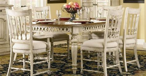 country french dining room furniture sets rustic design