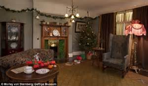 Pictures Of Homes Decorated For Christmas On The Inside how generations of brits have celebrated the festive