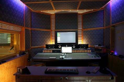 studio di registrazione a casa macchina magnetica studio di registrazione professionale