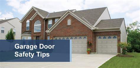 Ashe County Garage Doors Garage Door Safety Tips Marvin S Garage Doors