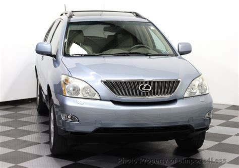 lexus rx 2004 2004 used lexus rx 330 rx330 suv back up camera