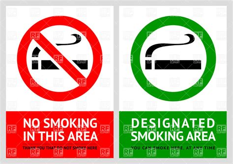 no smoking sign to download free no smoking sign and smoking area label 17934 signs