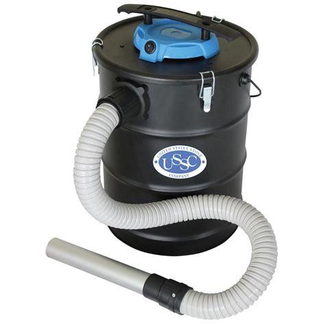 us stove 6 6 gal 2 hp ash vacuum av15e the home depot