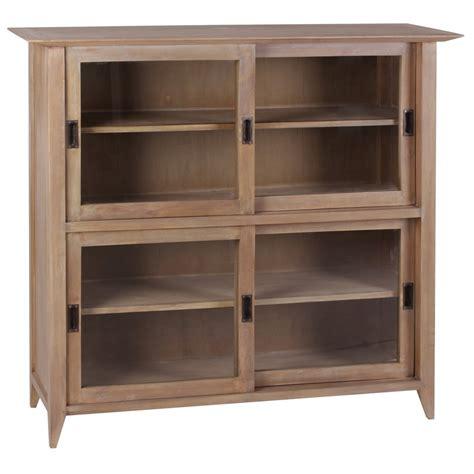 librerie legno naturale mobile libreria legno naturale librerie etniche outlet