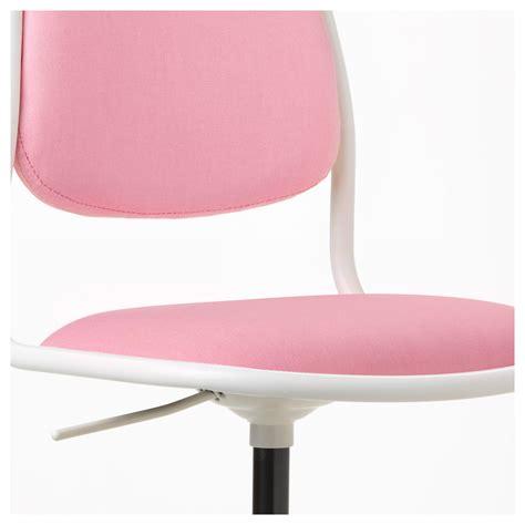 chaise pour enfant ikea 214 rfj 196 ll chaise de bureau enfant blanc vissle ikea