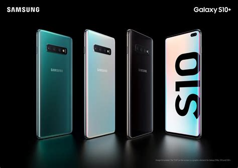 2 Samsung Galaxy S10 Plus by Samsung Galaxy S10 Plus Price Specs And Best Deals