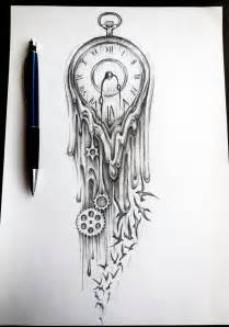 time flies tattoo on pinterest clock tattoo sleeve