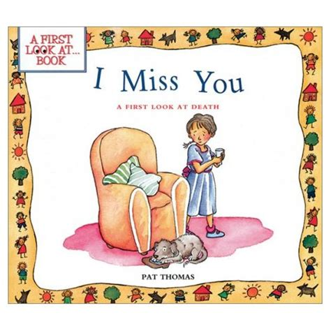 libro a first look at books explaining death and grief for children