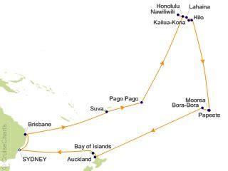 princess cruises april 2019 princess australia new zealand cruise 35 nights from