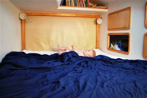 How To Make A Baby In Bed Sexually by Zach Aboard How To Make A Boat Bed With A Baby