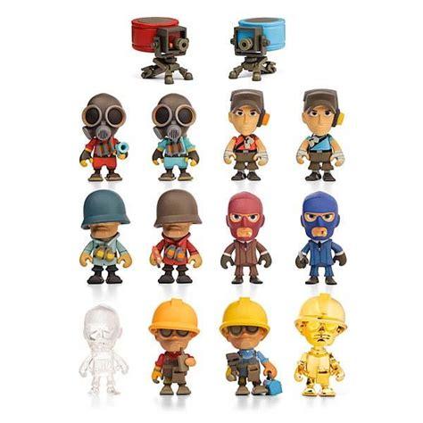 team fortress  blind box mini figures gadgetsin