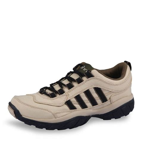 spinn sports shoes spinn beige and brown sport shoes price in india buy