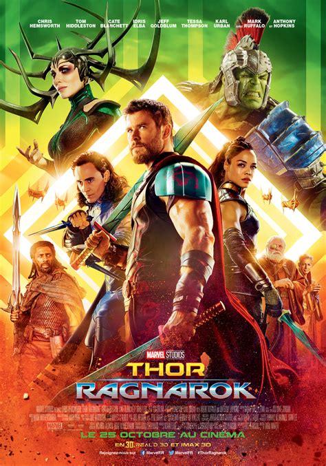 Film Thor The Ragnarok | thor ragnarok photos et affiches allocin 233