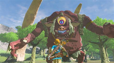 the legend of zelda breath of the wild review the