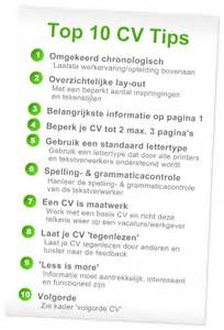 Curriculum Vitae Physician by Medische Banenbank Informatie Voor Zorgprofessionals