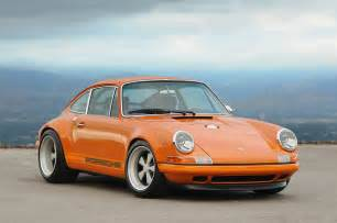 Who Is Porsche Made By 2010 Singer Porsche 911 Is Classic Hotness Reinvented Pics