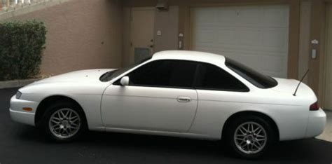 auto air conditioning repair 1998 nissan 240sx parking system purchase used 1998 nissan 240sx base coupe 2 door 2 4l in vero beach florida united states