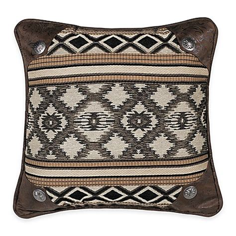 bed bath beyond tucson buy hiend accents tucson concho accented printed square throw pillow from bed bath