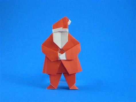 Santa Clause Origami - origami and santa claus page 1 of 16 gilad s