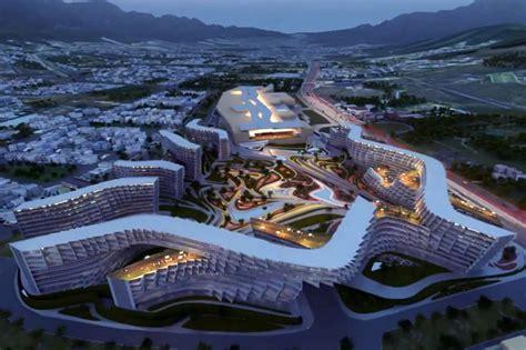 House Plan Design esfera city center zaha hadid architects arch2o com