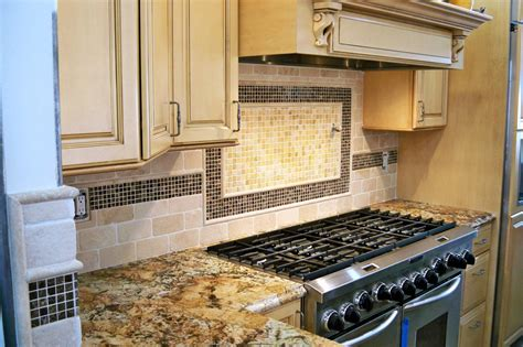 Ideas For Tile Backsplash In Kitchen Kitchen Backsplash Tile Ideas Modern Kitchen 2017
