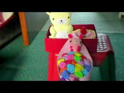 Origami Birthday Gift Ideas - handmade 21st birthday gift 3d origami and amigurumi
