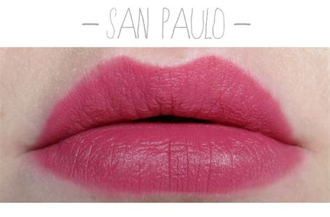 Lipstik Nyx San Paulo nyx soft matte lip san paulo found mine at target recommend a lip liner with this stuff