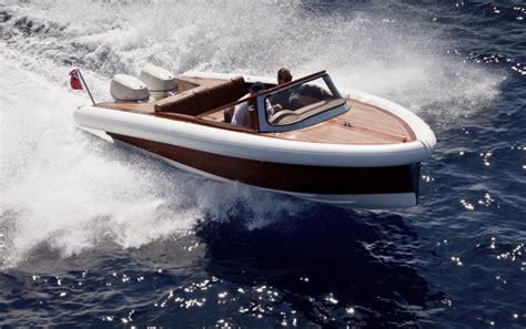 rib x boat super 55 mahogany rib
