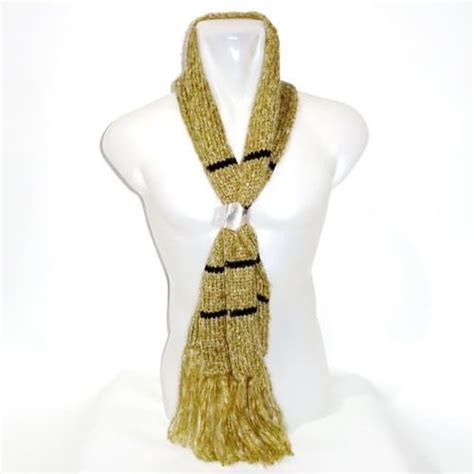 Kain Handuk Lembut syal scarf kain rajut lembut pusaka dunia