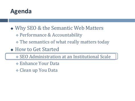 semantics matters semantic web seo using linked data and schema org to