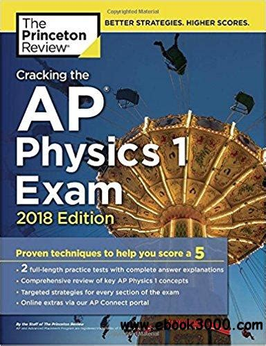 Cracking The Ap Chemistry 2018 Edition Proven Techniques cracking the ap physics 1 2018 edition proven