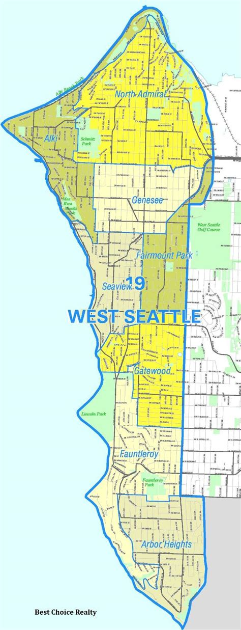 sections of seattle west seattle homes for sale west seattle real estate