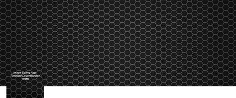Black And White Octagon Wallpaper   black carbon pattern facebook cover timelinecoverbanner com