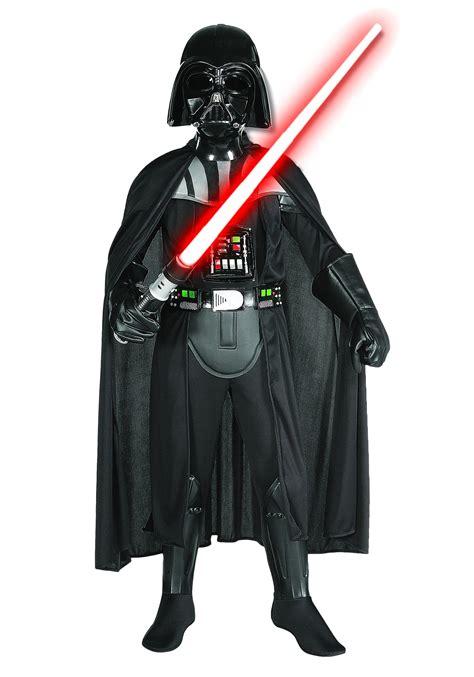 darth vader costume child deluxe darth vader costume boys darth vader costumes