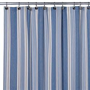 buy blue 72 inch x 84 inch shower curtain from