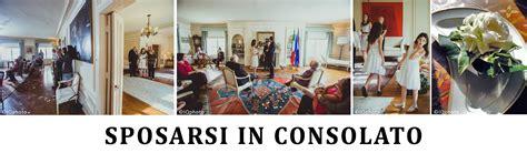 consolato italiano in italia sposarsi in consolato